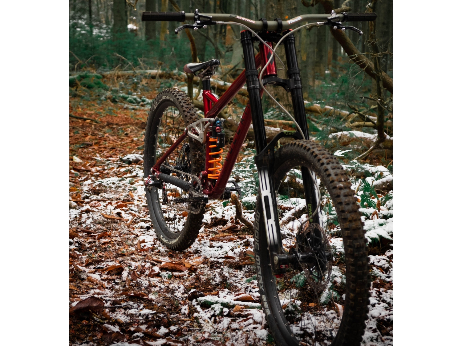 Magma DH proto red 2